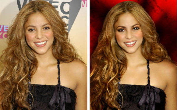hot celebrities pics Shakira  sexy pics photoshopped photos wallpapers hot hollywood celebrities