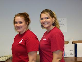 Photo of Ms. Heather Shelton and Ms. Tiffany Tuinder