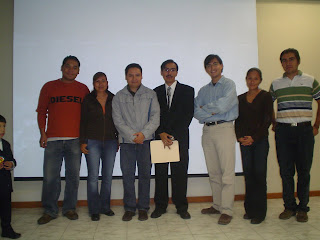 Dr. Ruiz Vanoye y amigos