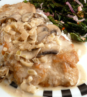 how to cook veal cutlets on stove