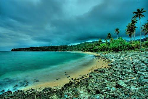 wallpaper pemandangan alam. wallpaper pemandangan pantai.