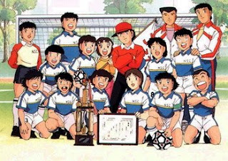 Captain Tsubasa cartoon movie series - The Cartoons World