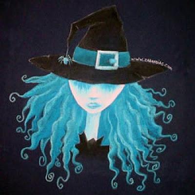 El mundo de las brujas en Bibliopeque