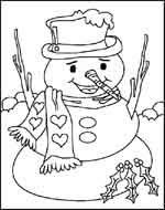 1 2 3 4 5 go again poesie e filastrocche sull for Disegni sull inverno