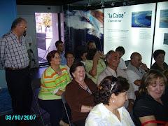 En el interior de la Exposición del Vell Marí