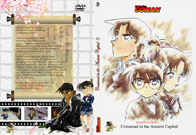 DCMovie07 DVDcover(2) Detective Conan Movie 07 Crossroad in the Ancient Capital [ Subtitle Indonesia ]
