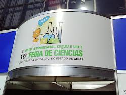 15ª Feira de Ciências Estadual