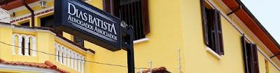 Escritório de advocacia fundado em 1994 pelo advogado Claudio Dias Batista