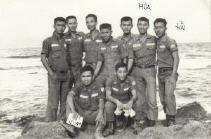 Khóa Sinh thuộc Đại Đội 765