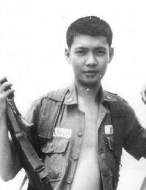 SVSQ 10B72 THSQ-QLVNCH / Nguyễn Văn Thắng