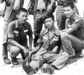 SVSQ Trang Ngọc Hùng, Nguyễn Trọng Cường và Lê Thanh Tùng K10B72