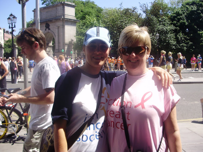 Dublin Marathon, June 09.