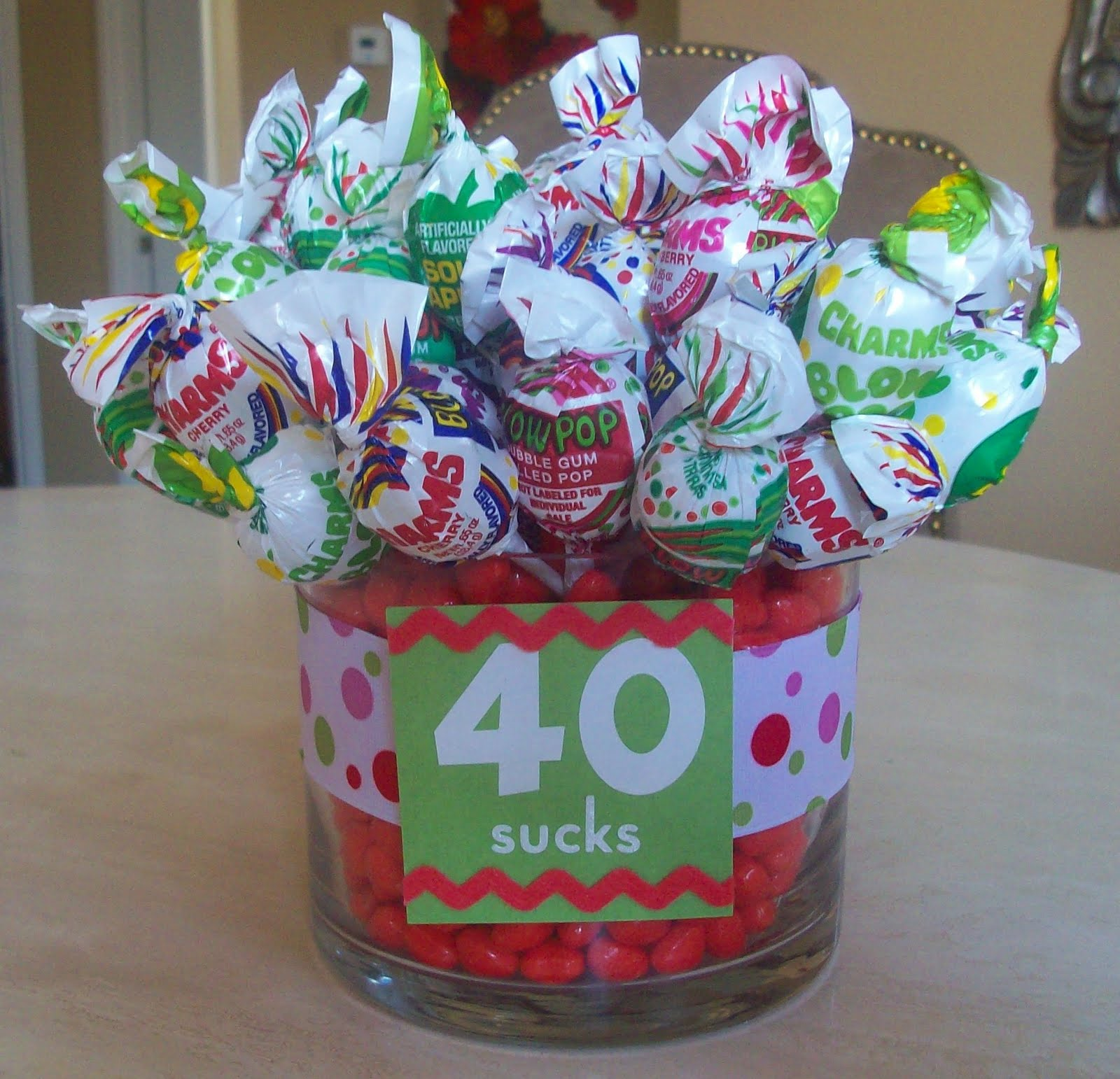 Funny 40th Birthday Gifts Presents For: Susan Crabtree: 40 Sucks
