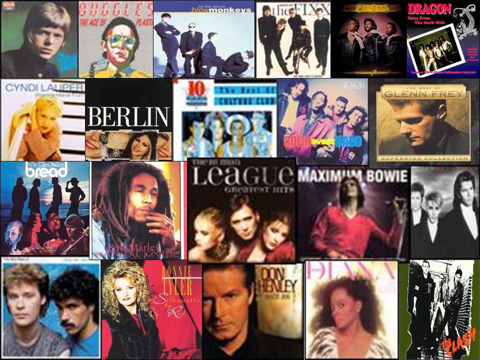 musica en los 90: