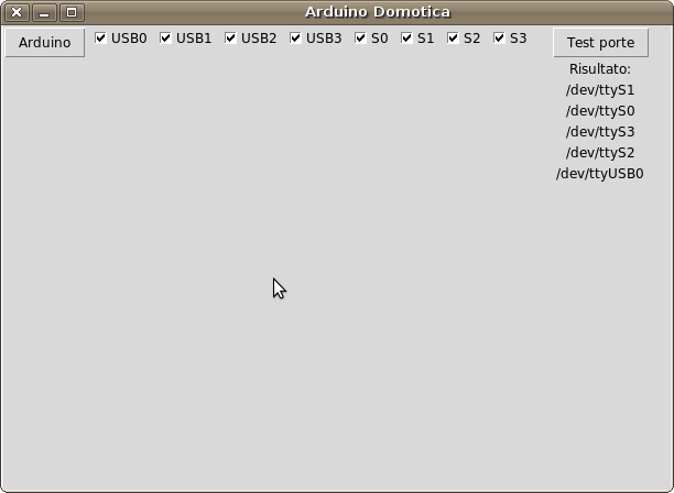 Archimede arduino domotica