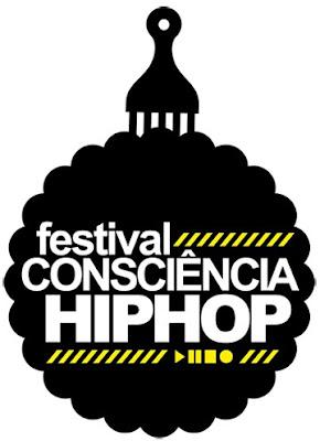 Nota Festival Consciência Hip Hop