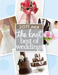 "Voted ""Best Of"" by The Knot"