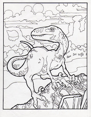 Dinosaur Coloring Pages on Dinosaur Coloring Pages