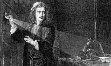 Fakta Menarik Dari Isaac Newton [ www.BlogApaAja.com ]
