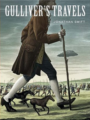 satire in jonathan swifts gullivers travels essay This 2822 word essay is about gullivers travels, houyhnhnm, jonathan swift, yahoo, gulliver, taylor swift read the full essay now.