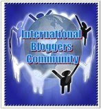 INTERNATIONAL BLOGGER'S AWARD