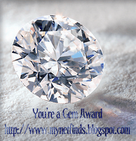YOU'RE A GEM AWARD