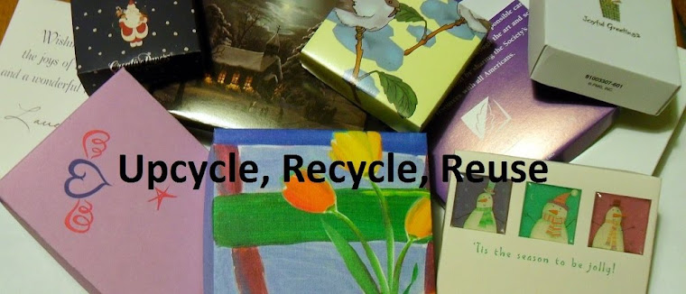 Upcycle, Recycle, Reuse