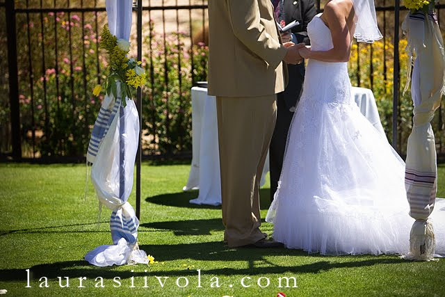 DC Ranch Scottsdale Wedding Photographer Jewish tradition