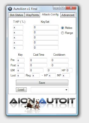 Aion Bot [Automatic Aion Bot v.2.9.3 by hazetheone]