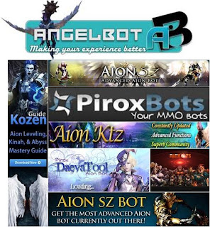 Aion Bot [Aion Botting Trick]