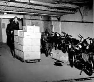 Underground factory.