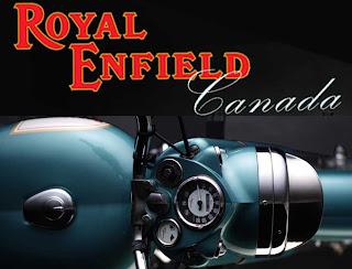 Royal Enfield Canada