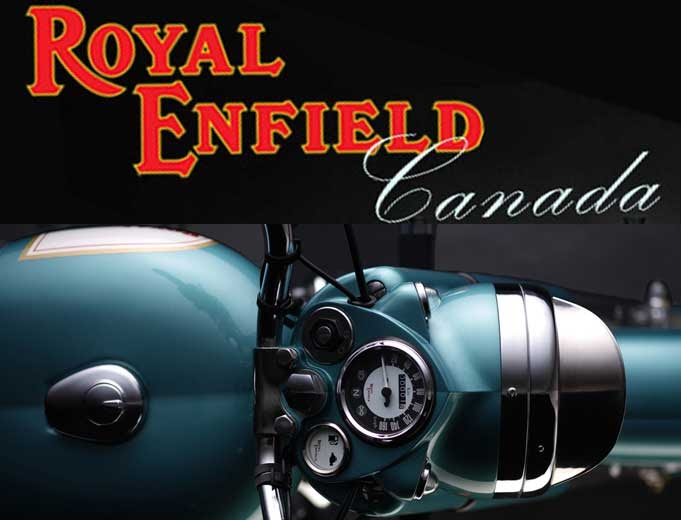 Royal Enfield Motorcycles: Royal Enfield Canada adds two ...