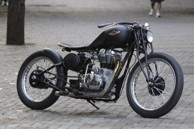 RoyalEnfields.com: Could Royal Enfield's modern motor put ...