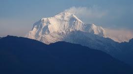 Dhaulaghiri, 8,167m