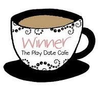 Play Date Café Winner's Cup