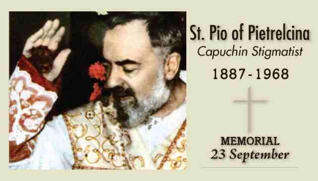 Padre Pio Quotes Padre Pio Quotes That Have Eternal Significance