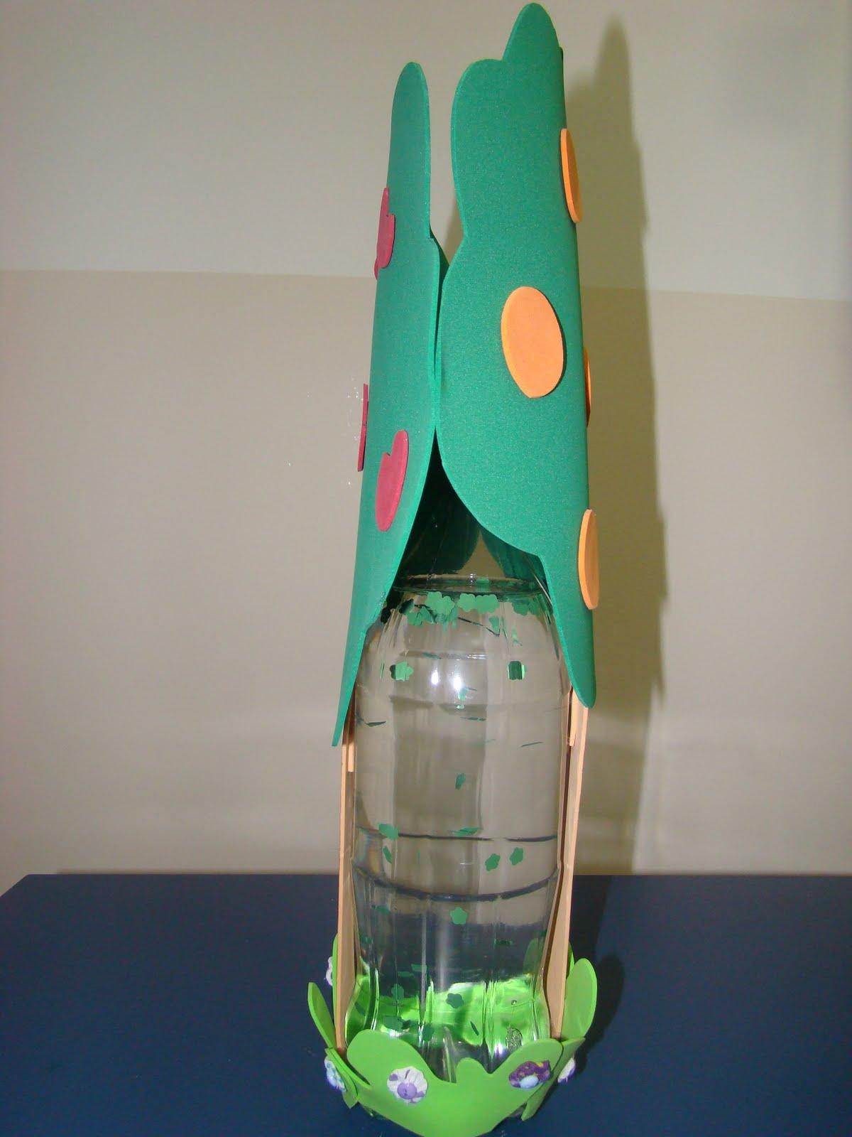 Una Botella Plastica La Tiene Que Esta Llena De Agua Fomi O