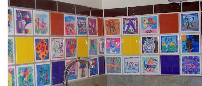 P. C. K.  Art  Room in Middle School