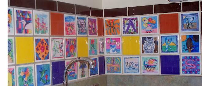 P. C. K.  Art  Room