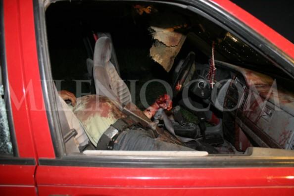 ENFRENTAMIENTO ENTRE MILITARES Y SICARIOS EN LA CARR-A REYNOSA KM 112 EN GRAL. BRAVO