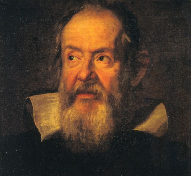 Astronomy: Galileo galilei--Biography