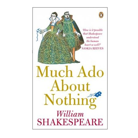 much ado about nothing by william shakespeare A short summary of william shakespeare's much ado about nothing this free synopsis covers all the crucial plot points of much ado about nothing.