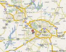 CARY BIRDCAM LOCATION MAP