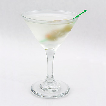 Bottoms Up with Mr. Mixx: Day 4- The Classic Martini