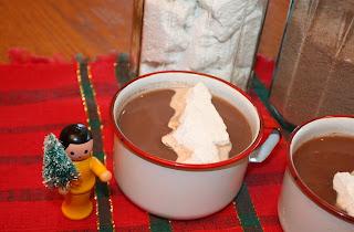 My Dog Drank Hot Chocolate