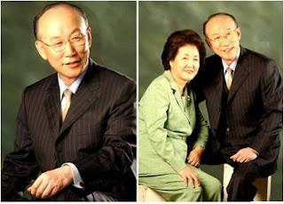 CATCH OUR SPIRIT: Reverend Grace Sung hae Kim