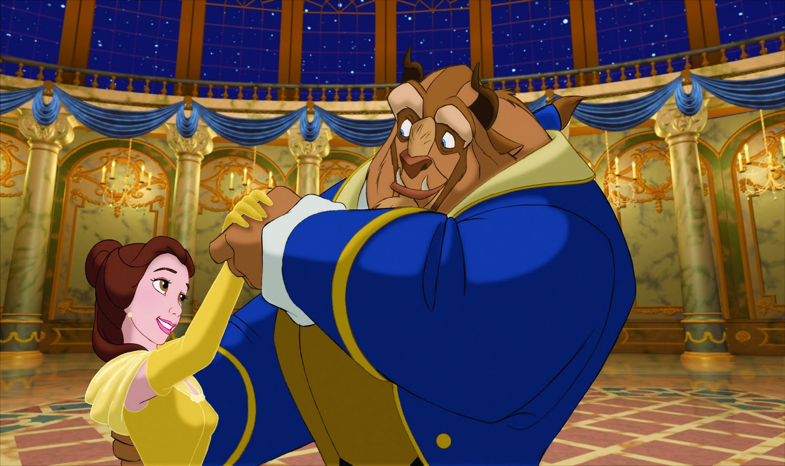 la-bella-y-la-bestia-disney-beauty-and-the-beast jpgDisney Beauty And The Beast Ballroom