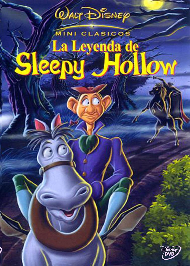 Disney Soul: La Leyenda de Sleepy Hollow y El Señor Sapo
