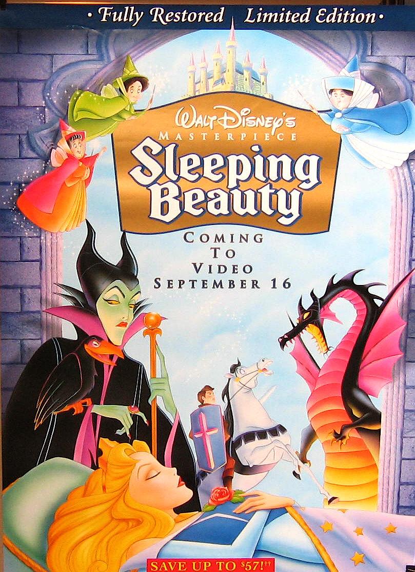bella - La Bella Durmiente (1959) The-sleeping-beauty-walt-disney-la-bella-durmiente-poster-cartel%2B%25282%2529
